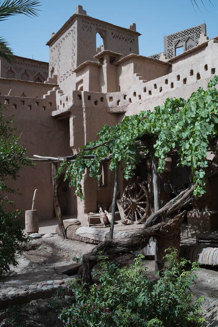 Kasbah of Amridil, Skora, Morocco, Aug 2016 (35mm) -00212