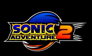 Sonic Adventure 2 logo | by SEGA of America