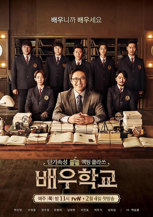 Actor School (2016)