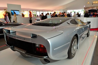 Jaguar XJ220 | by Madmatteo1