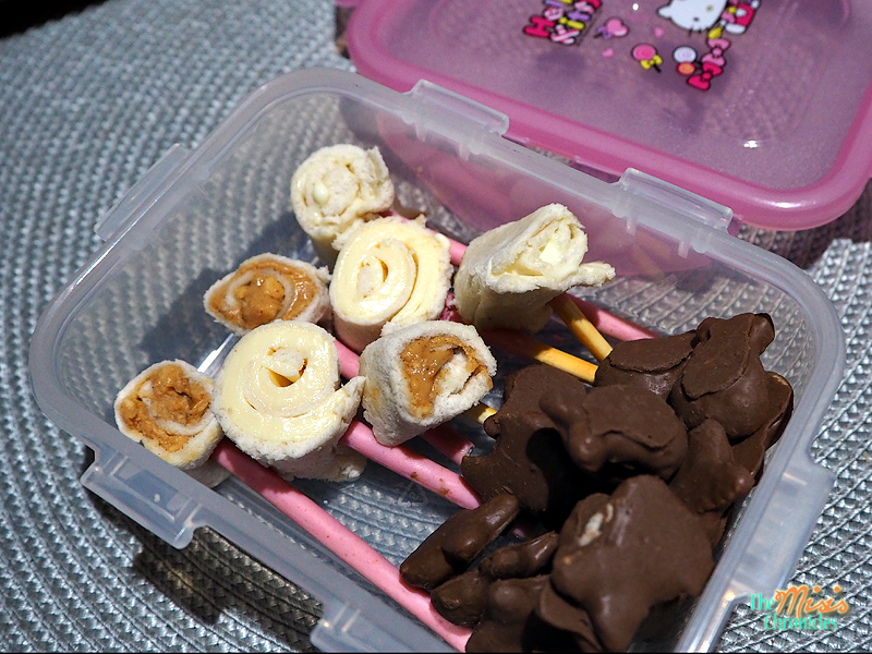 easy bento snack ideas