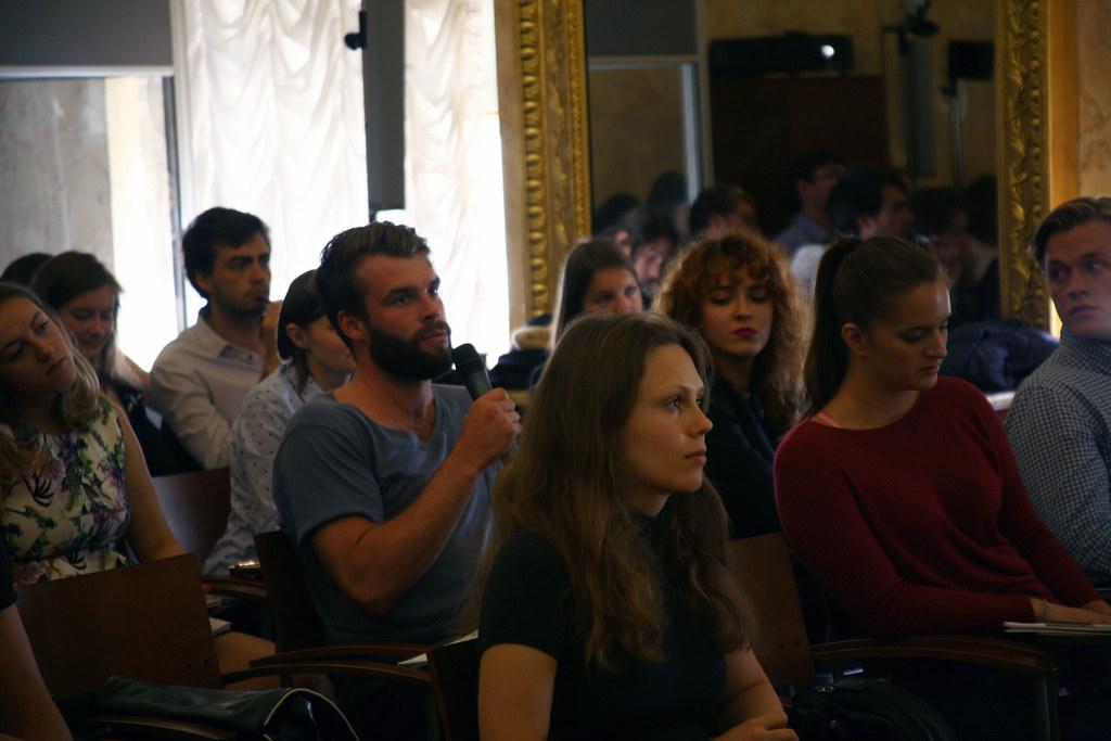 Facts and figures about Russia: Открытая лекция Анатолия Карловского в ВШМ СПбГУ