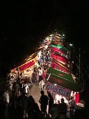 氷川神社のお祭り 2016.9.11