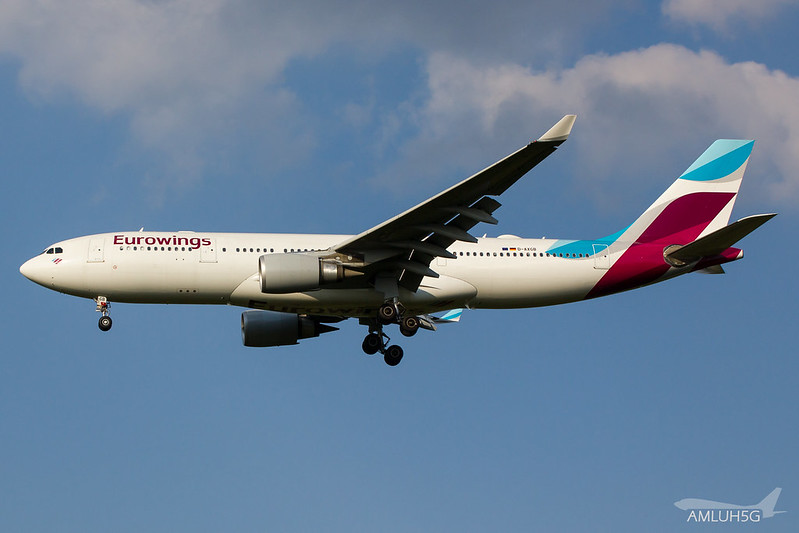 Eurowings - A332 - D-AXGB (3)