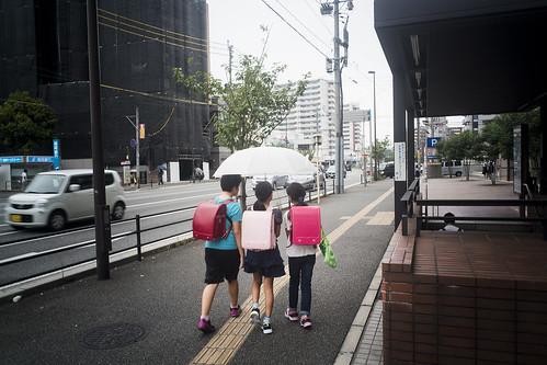 JG C9 07 028 福岡市博多区 / Sony α7RII × Leica Summaron 2.8cm F5.6