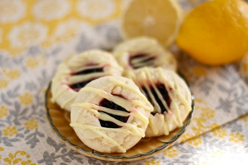 Blackberry Jam Butter Cookies 002 | by Hungry Housewife
