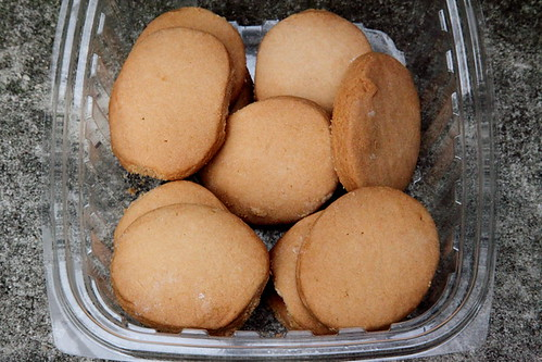 Maltova cookies, Mannan Bakery, Jackson Heights, Queens | by Eating In Translation
