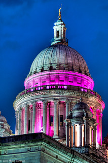Statehouse In October | by Jerri Moon Cantone