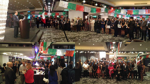 Celebración de la independencia nacional en Taiwán
