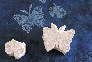 Moth Stamps | by Geninne