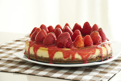 Cheesecake de fresa1 | by Valouth