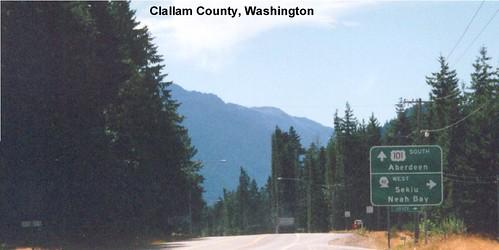 Clallam County WA