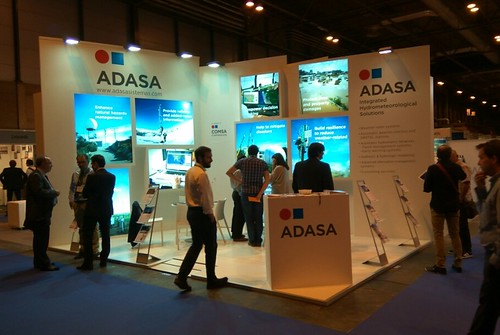 Adasa presenta sus casos más emblemáticos en la Meteorological Technology World Expo