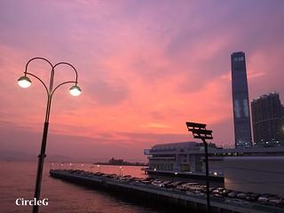 CIRCLEG 遊記 香港  尖沙咀 海港城 藍精靈 HABOUR CITY (40)