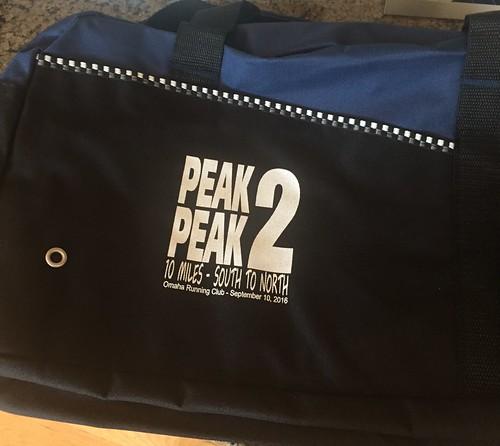 Peak 2 Peak bag
