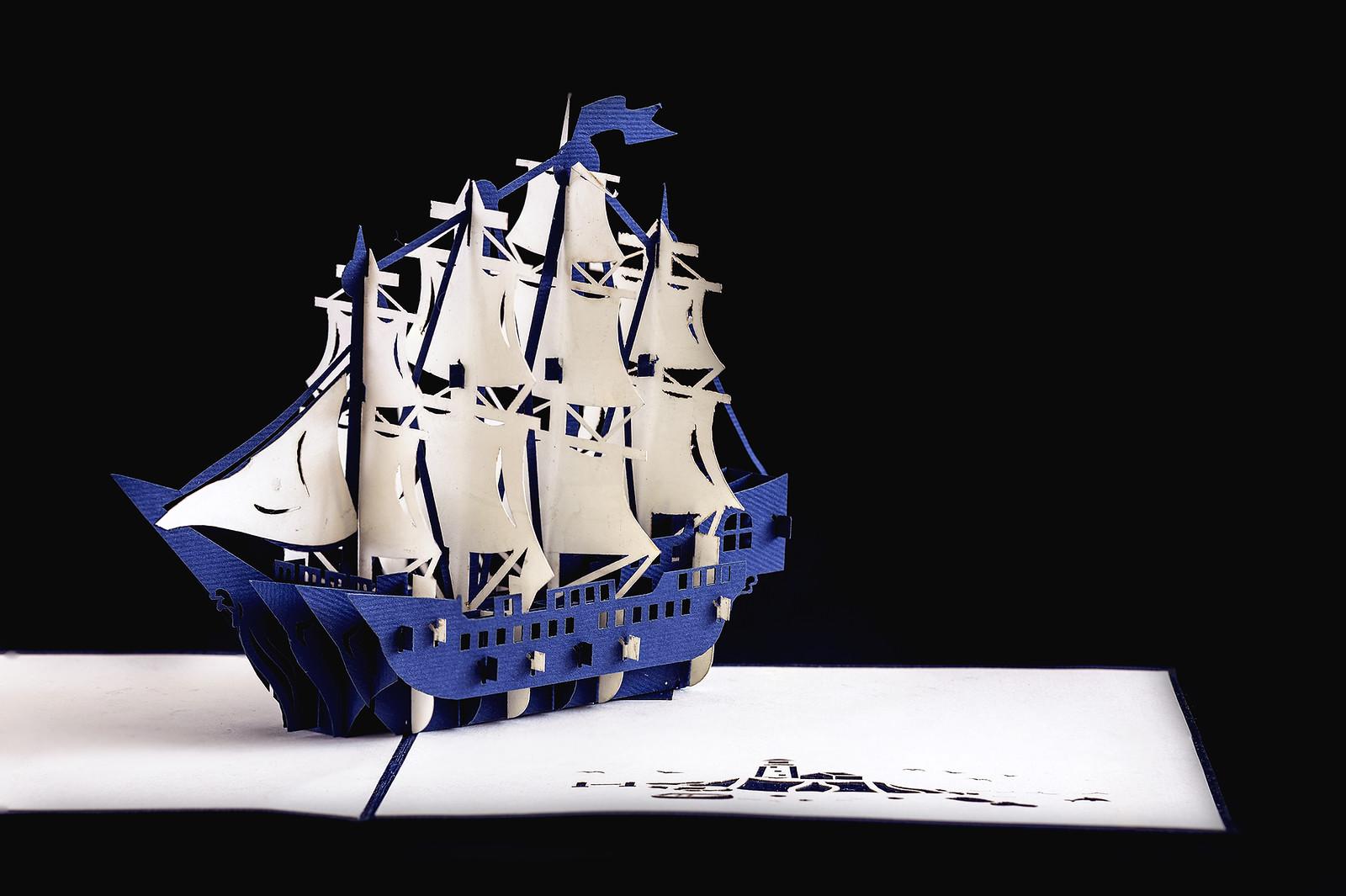 Pop Up Ship