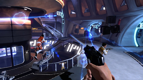 007 Legends - Zero Gravity (Moonraker) | by PlayStation.Blog