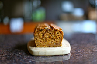 Pumpkin Walnut Bread | by kristin :: thekitchensink