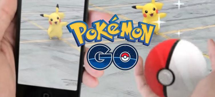 Pokémon GO tip: Pokéballs gooien met een curve