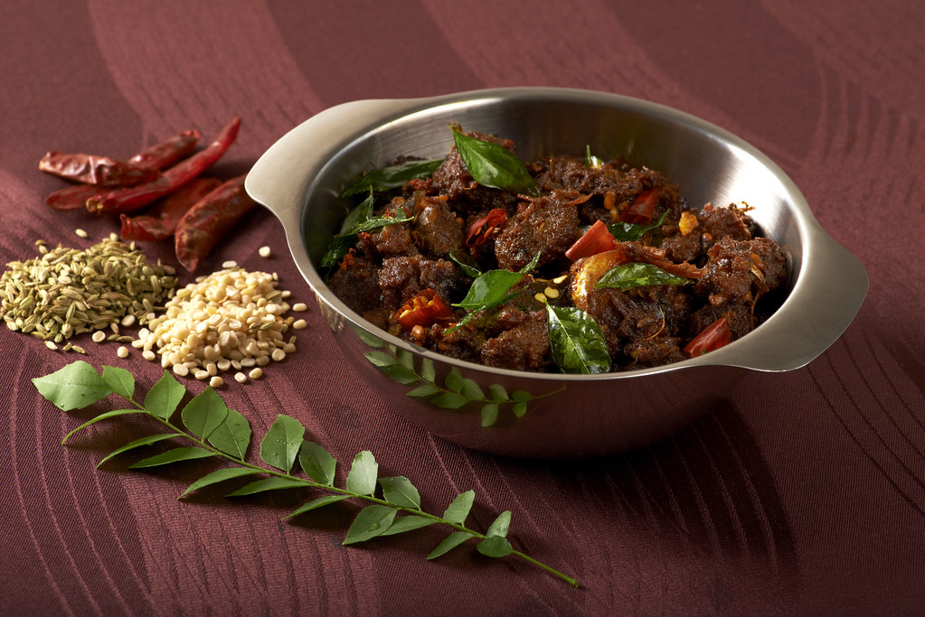 Indian Restaurants: Mysore Mutton