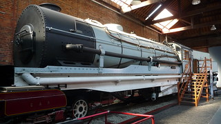 1929 Beyer Garratt Class GL Locomotive  Museum of Science and Industry Manchester | by woodytyke