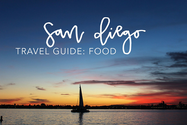 San Diego food blog