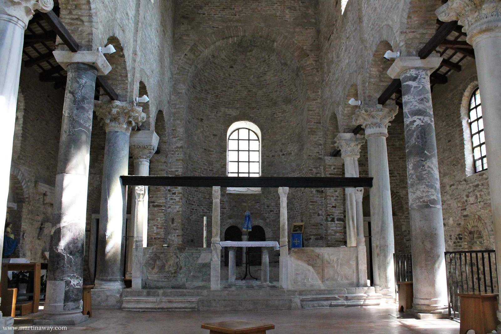 Grado - Basilica di Santa Maria