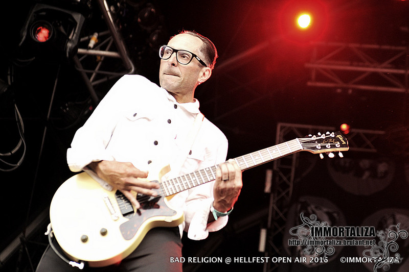 BAD RELIGION @ HELLFEST OPEN AIR 2016 CLISSON FRANCE 29685514395_93c22d4bf5_c
