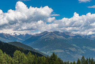 Weißkugel am Alpenhauptkamm