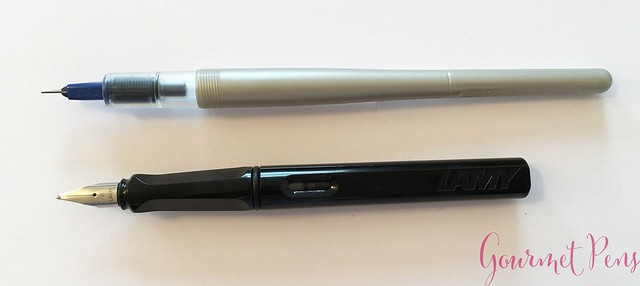 Review Pilot Parallel Modified Naifu Folded Nib @GoldspotPens @PilotPenUSA 7