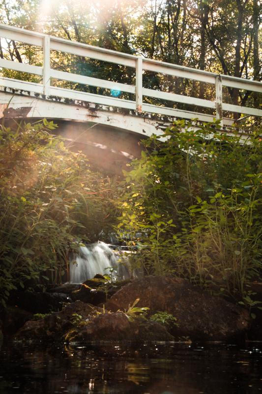 landschaftsfotografie kanada montreal brücke fluss