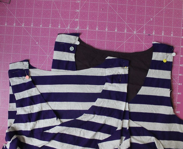 Making a Lined P4P Sunshine Dress Bodice Tutorial
