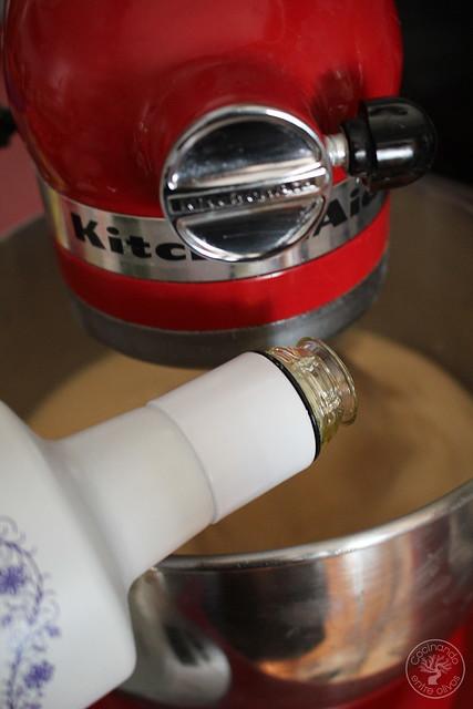 Bizcocho de romero, miel y aceite de oliva virgen extra, aove ww.cocinandoentreolivos.com (8)