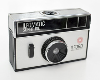 Ilford Ilfomatic Super 100