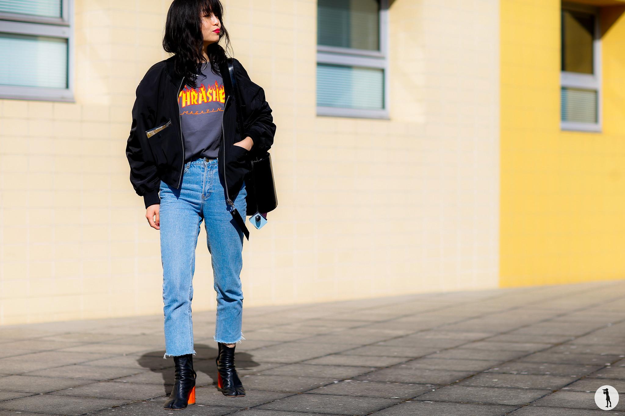 Street Style - Paris Fashion Week Menswear SS17 (63)