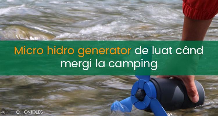 generator portabil