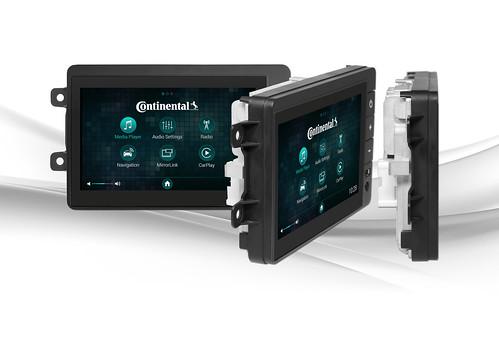 Continental Software Defined Radio