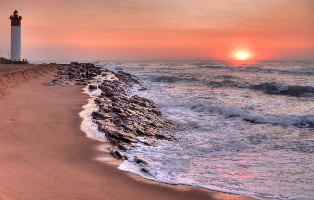 Umhlanga Sunrise (dramatic)