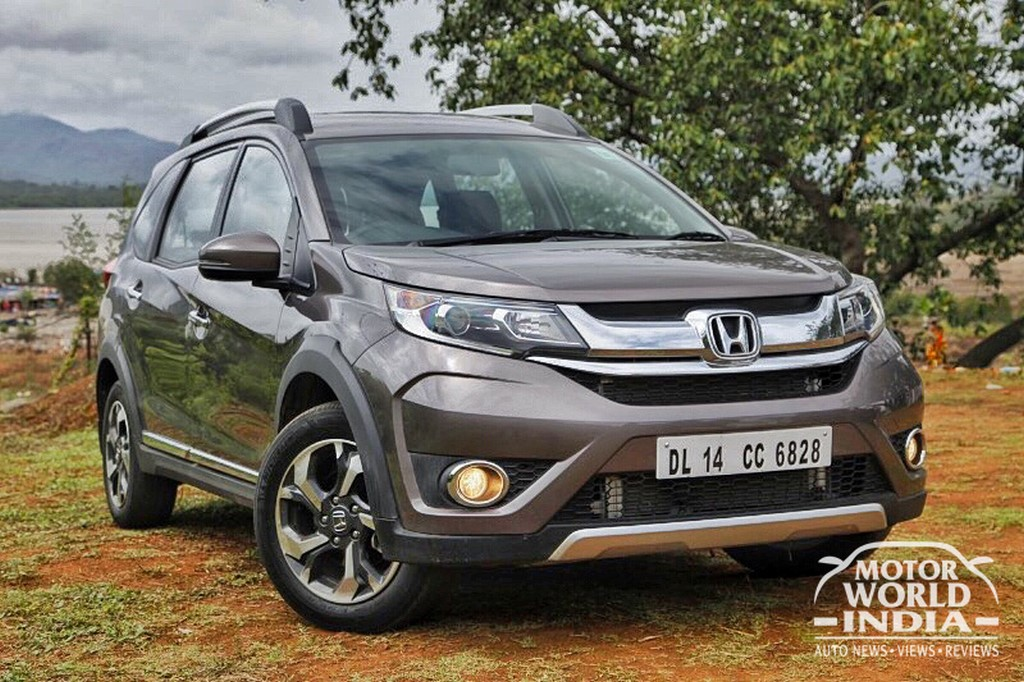 Honda-BRV-Front-Three-Quarter (11)