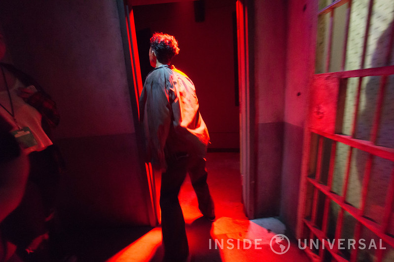 The Walking Dead Attraction (2016) – Halloween Horror Nights at Universal Studios Hollywood