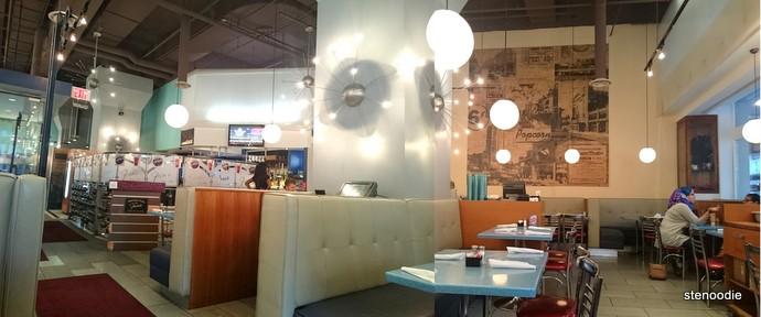 Fran's Restaurant interior