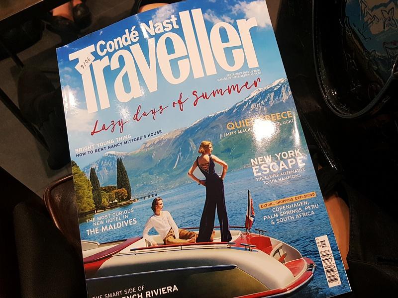 CN Traveller Magazine