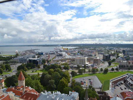 turn biserica Olaf 3 Tallinn