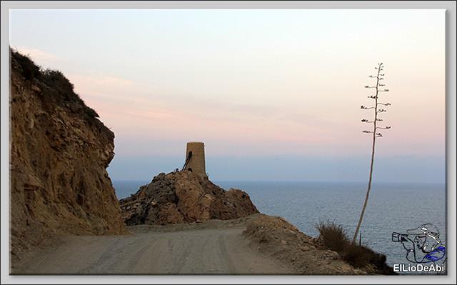 #AlmeriaLVT Ruta de la Mena Macenas 14