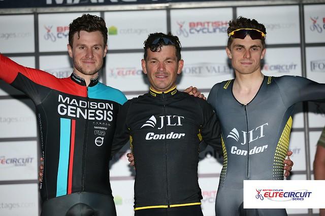 British Cycling Elite Circuit Series round eight, Colne Grand Prix, July 26 2016
