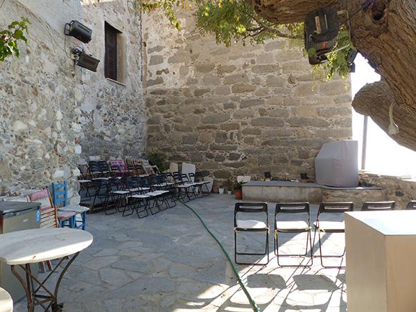 terrasse domus festival