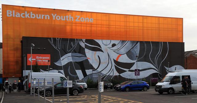 The Youth Zone, Jubilee St, Blackburn