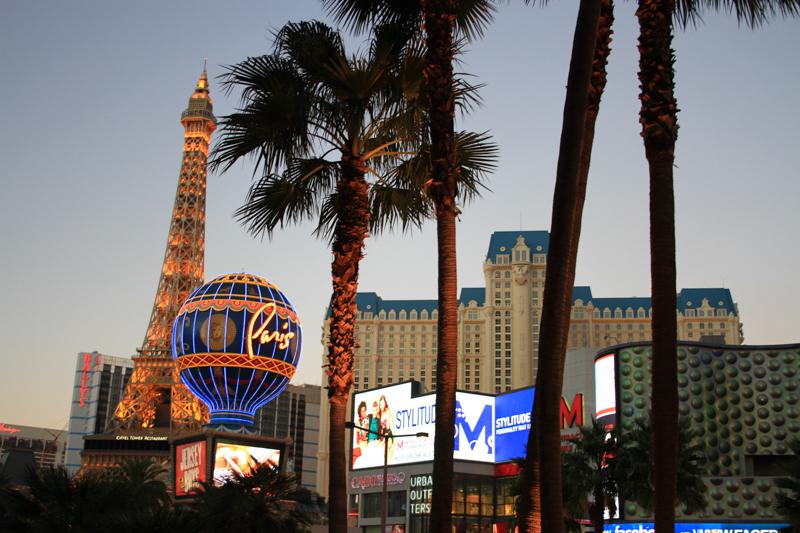 Mejores hoteles de Las Vegas: Hotel Paris Las Vegas