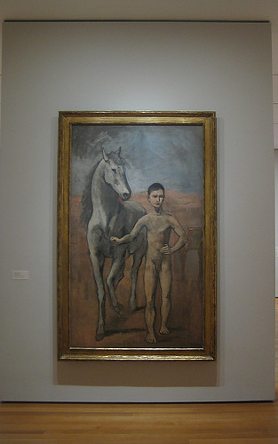 Boy Leading a Horse, 1905-06, Pablo Picasso, NY MOMA _7443 (m)