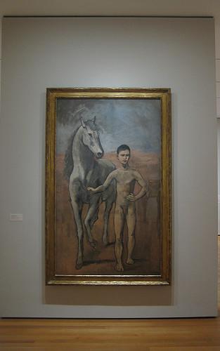 Boy Leading a Horse, 1905-06, Pablo Picasso, NY MOMA _7443 (m)